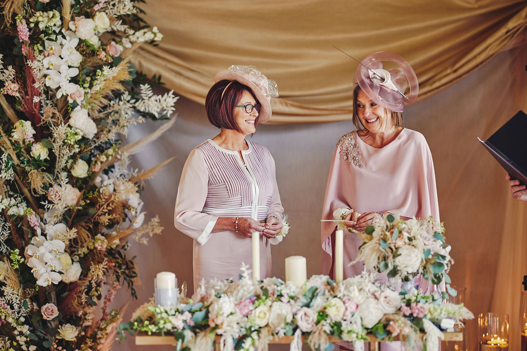 Wedding at Ballykealey House Barn 31