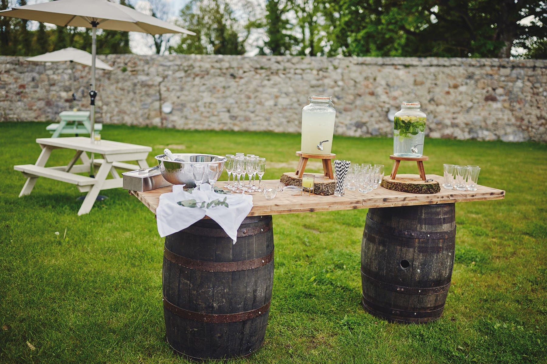 Wedding at Ballykealey House Barn 34