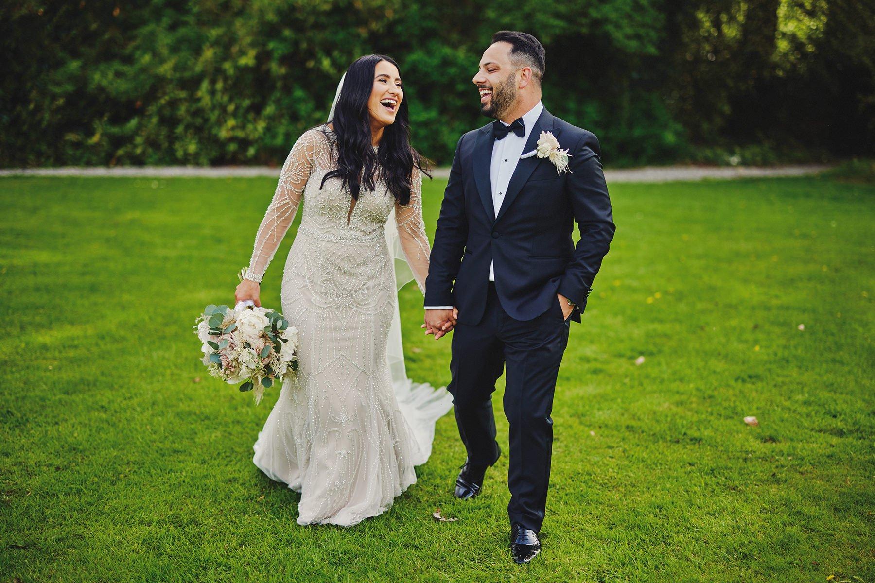 Wedding at Ballykealey House Barn 4