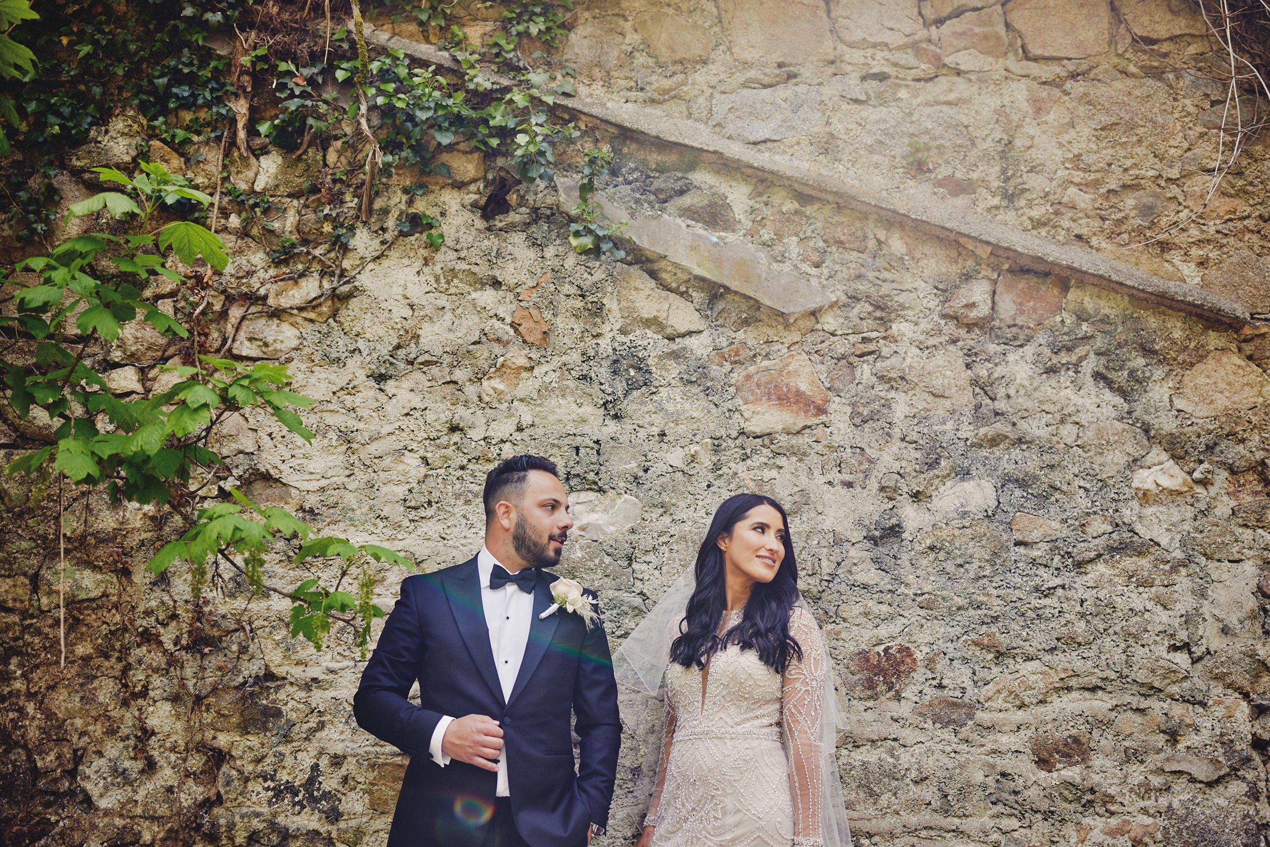 Wedding at Ballykealey House Barn 43