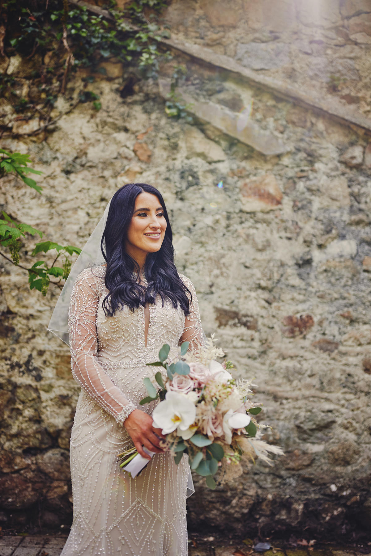 Wedding at Ballykealey House Barn 45