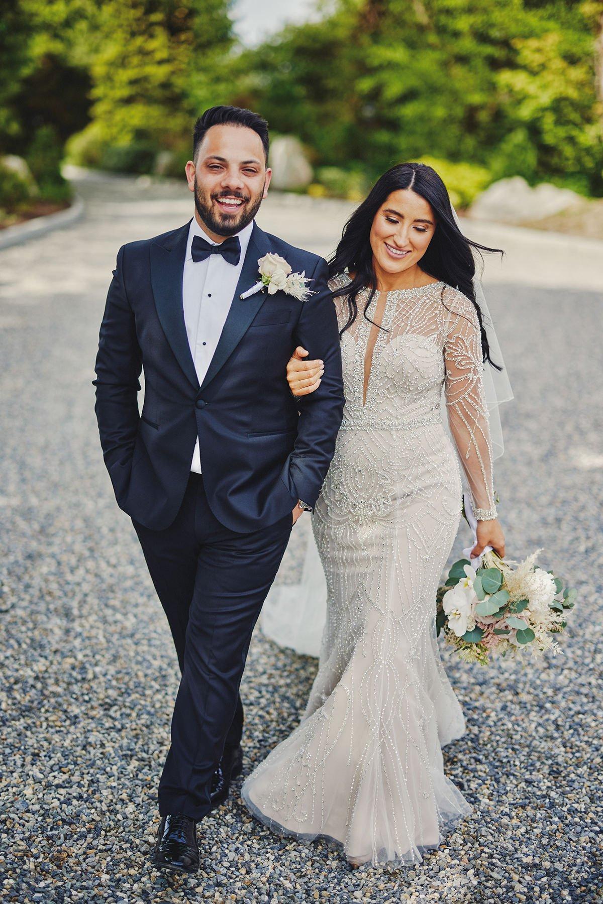 Wedding at Ballykealey House Barn 3