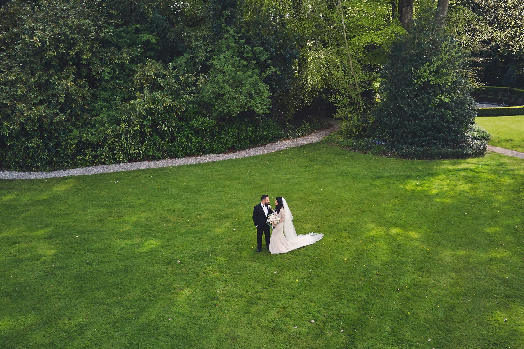 Wedding at Ballykealey House Barn 46