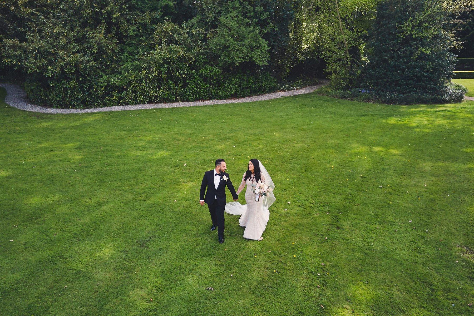 Wedding at Ballykealey House Barn 47