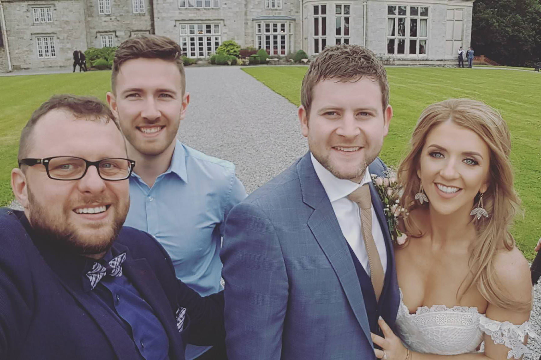Ireland's Top 16 Best Castles for a dream Fairy-Tale Wedding 23