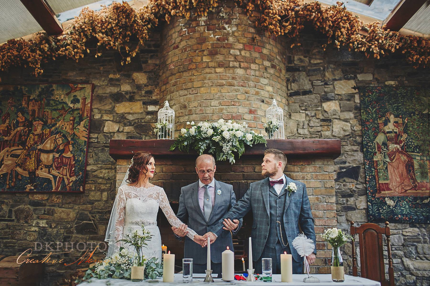 Ireland's Top 16 Best Castles for a dream Fairy-Tale Wedding 15