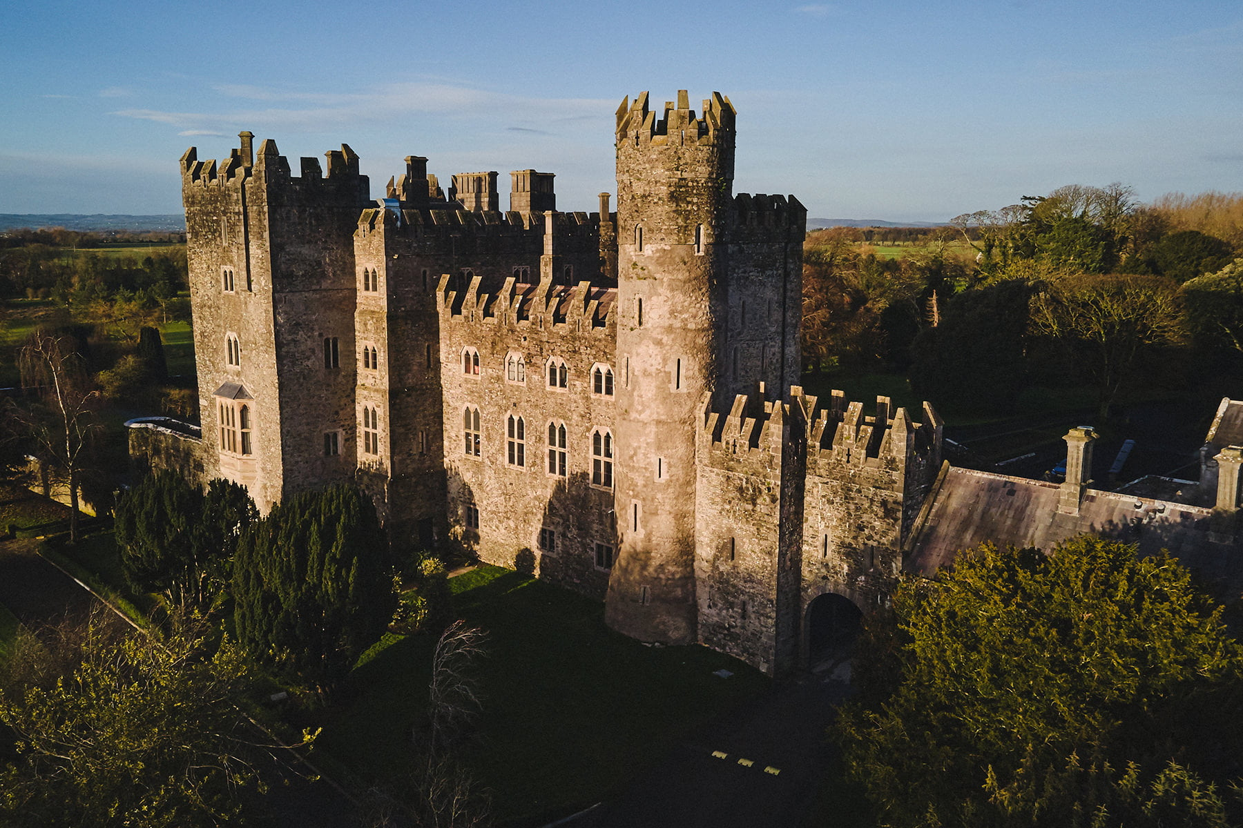 Ireland's Top 16 Best Castles for a dream Fairy-Tale Wedding 7