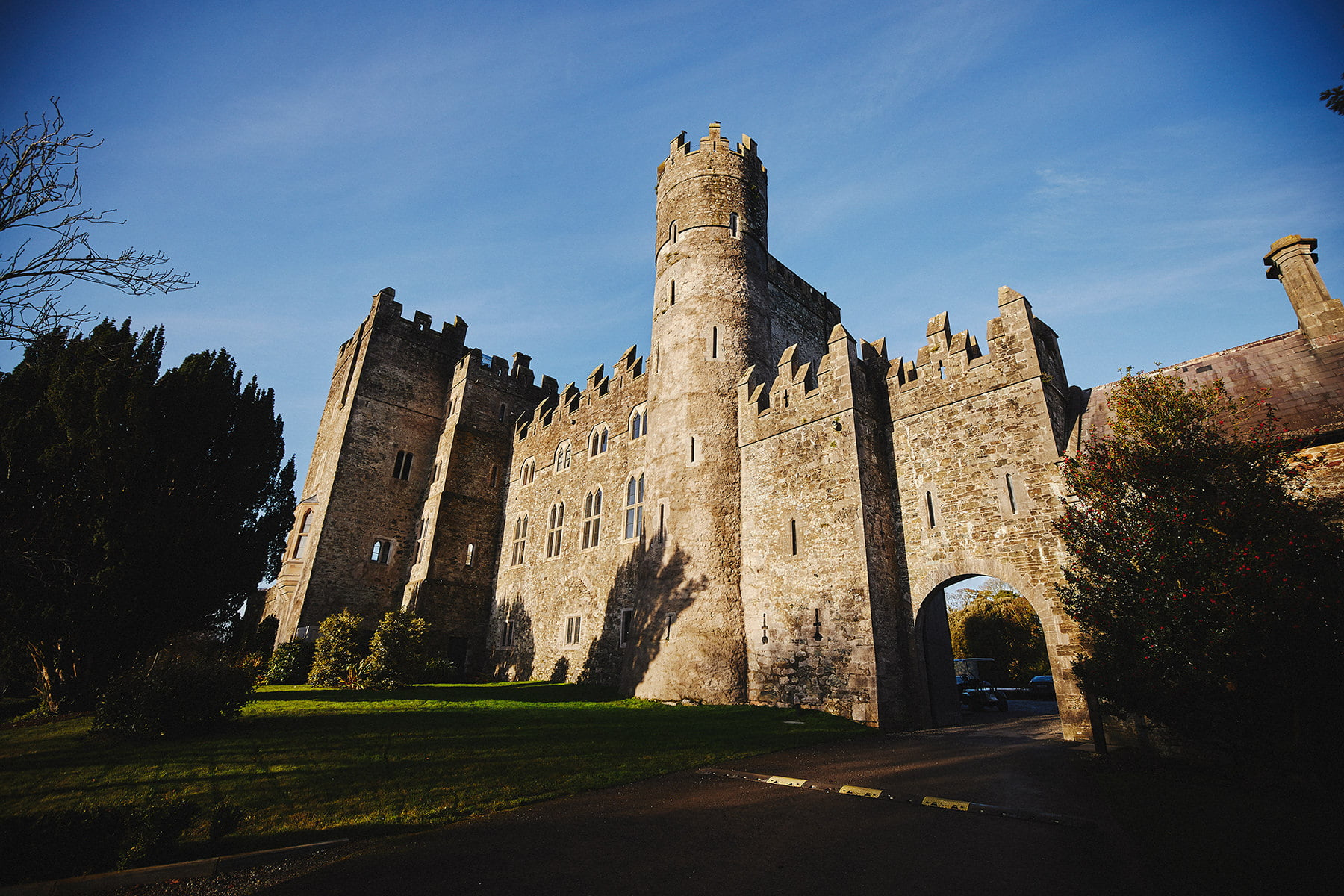 Ireland's Top 16 Best Castles for a dream Fairy-Tale Wedding 10