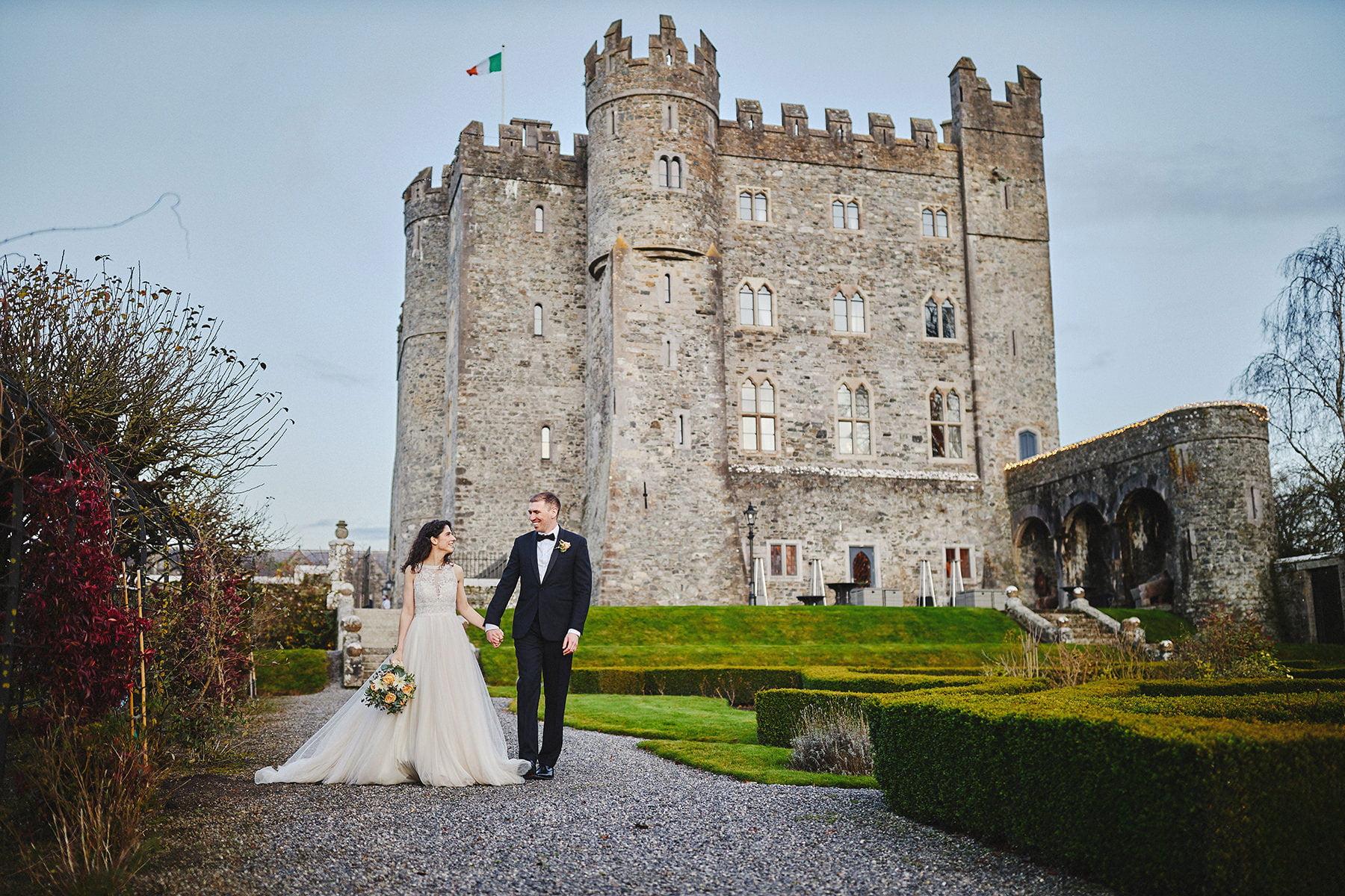 Kilkea Castle – The perfect Fairytale Wedding Venue 1