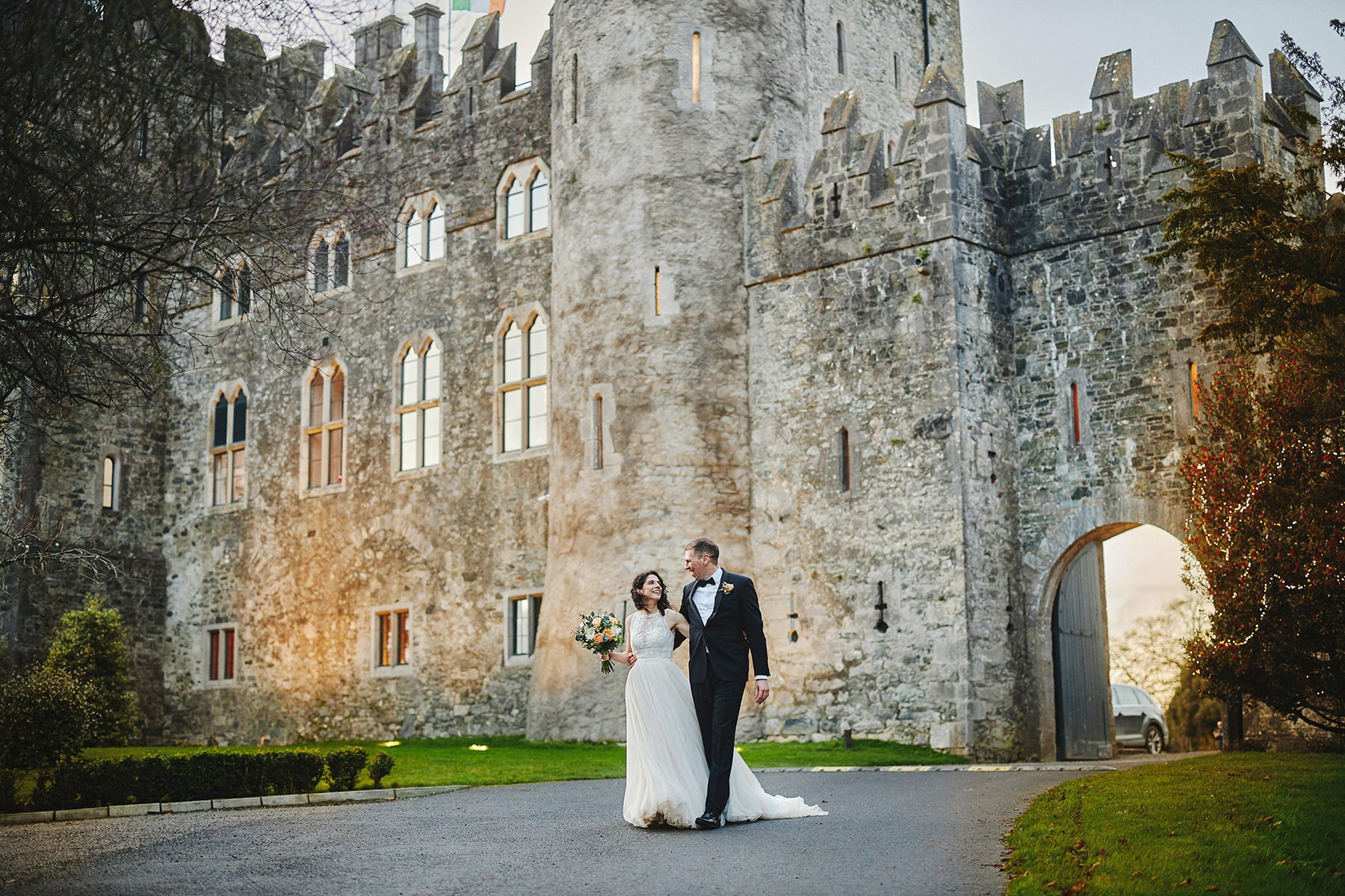 Ireland's Top 16 Best Castles for a dream Fairy-Tale Wedding 9