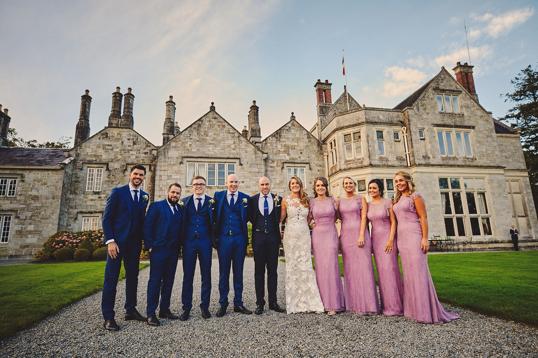 Ireland's Top 16 Best Castles for a dream Fairy-Tale Wedding 18